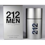 212 By Carolina Herrera For Men - 3.4 EDT SPRAY TESTER