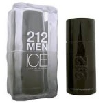 212 ICE By Carolina Herrera For Men - 3.4 EDT SPRAY TESTER