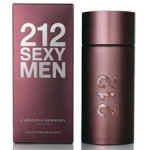 212 SEXY By Carolina Herrera For Men - 3.4 EDT SPRAY TESTER