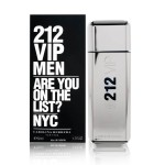 212 VIP By Carolina Herrera For Men - 3.4 EDT SPRAY TESTER