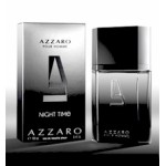 AZZARO NIGHT TIME  By Parlux For Men - 3.4 EDT SPRAY