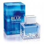 BLUE SEDUCTION By Antonio Banderas For Men - 3.4 EDT SPRAY TESTER