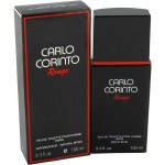 CARLO CORINTO ROUGE By Carlo Corinto For Men - 3.4 EDT SPRAY TESTER