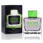 ELECTRIC SEDUCTION By Antonio Banderas For Men - 3.4 EDT SPRAY