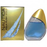 NAUTICA AQUA GOLD  By Nautica For Men - 3.4 EDT SPRAY