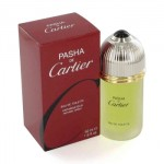PASHA By Cartier For Men - 3.4 EDT SPRAY TESTER