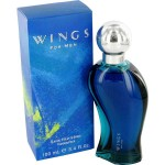 WINGS By Giorgio Beverly Hills For Men - 3.4 EDT SPRAY TESTER