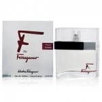 F FERRAGAMO  By Salvatore Ferragamo For Men - 3.4 EDT SPRAY