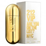 212 VIP By Carolina Herrera For Women - 2.7 EDP SPRAY