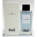 D & G # 1 LE BATELEUR  By Dolce Gabana For Women - 3.4 EDT SPRAY