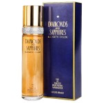 DIAMOND SAPPHIRE  By Elizabeth Taylor For Women - 3.4 EDT SPRAY