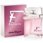 F FOR FASINATING  By Salvatore Ferragamo For Women - 3.4 EDP SPRAY