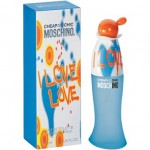 I LOVE LOVE   By Moschino For Women - 3.4 EDT SPRAY TESTER