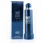 180 DEGREES BLACK By Diamond Collection for Men - 3.4 EDT Spray Version Of 360 BLACK by Perry Ellis
