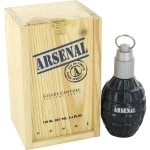 ARSENAL BLUE By Gilles Cantuel For Men - 3.4 EDT Spray