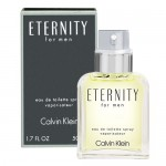 ETERNITY  By Calvin Klein For Men - 3.4 EDT SPRAY