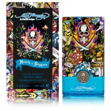 HEARTS & DAGGERS  By Christian Audigier For Men - 3.4 EDT SPRAY