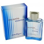 INCANTO ESSENTIAL   By Salvatore Ferragamo For Men - 3.4 EDT SPRAY
