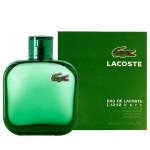 LACOSTE EAU VERT By Lacoste For Men - 3.4 EDT SPRAY TESTER
