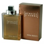MEMOIRE  By Nina Ricci For Men - 3.4 EDT SPRAY
