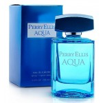 PERRY ELLIS MAN AQUA  By Perry Ellis For Men - 3.4 EDT SPRAY