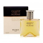QUARTZ  By Molinard For Men - 3.4 EDT SPRAY