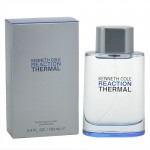 REACTION THERMAL  By Kenneth Cole For Men - 3.4 EDT SPRAY