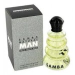 SAMBA NATURAL By Perfumers Workshop For Men - 3.4 EDT SPRAY