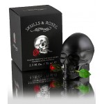SKULLS AND ROSES   By Christian Audigier For Men - 3.4 EDT SPRAYTESTER
