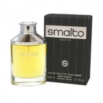 SMALTO BLACK  By Francesco Smalto For Men - 3.4 EDT SPRAY