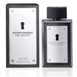 THE SECRET  By Antonio Banderas For Men - 3.4 EDT SPRAY