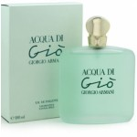 ACQUA GIO By Giorgio Armani For Women - 3.4 EDT SPRAY