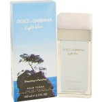 DREAM IN PORTOFINO  By Dolce Gabana For Women - 3.4 EDT SPRAY