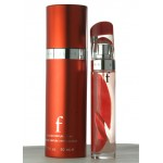 F By Perry Ellis For Women - 3.4 EDP SPRAY