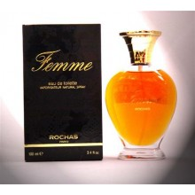 FEMME  By Rochas For Women - 3.4 EDP SPRAY TESTER