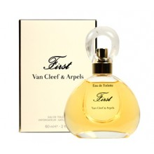 FIRST  By Vancleef For Women - 3.4 EDT SPRAY