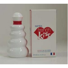 SAMBA FRENCH KISS By Perfumers Workshop For Women - 3.4 EDT SPRAY