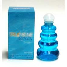 SAMBA TRUE BLUE By Perfumers Workshop For Women - 3.4 EDT SPRAY
