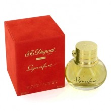 SIGNATURE By St Dupont For Women - 3.4 EDT SPRAY TESTER