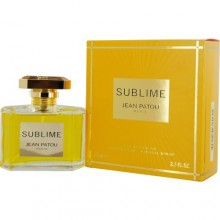 SUBLIME  By Jean Patou For Women - 2.5 EDP SPRAY