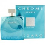 CHROME SUMMER By Azzaro For Men - 3.4 EDT SPRAY TESTER